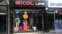 devren satılık giyim mağazası