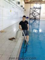 yüzme ve dalış kursu