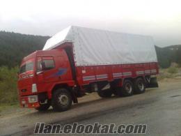 karabükte satılık 2520 sahin bakışlı sahibinden satılık kamyon