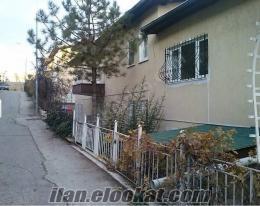 Ankara yenimahalle batıkent satılık müstakil Ev