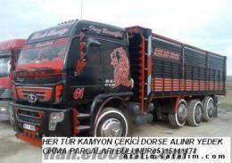 bmc pro ford cargo çıkma kupa ve tüm yedekler bulunur