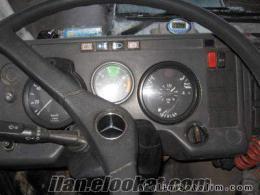İstanbulda satılık 1995 model 2521 mersedes kamyon