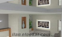 3d studio max Modelleme Grafik tasarım Autocad Çizim