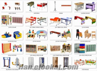 artvin rize trabzon giresun ardahan okul sırası mobilyası imalatı