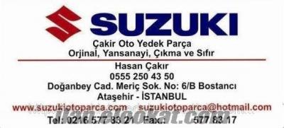 SUZUKİ JİMNY MOTOR YEDEK PARÇALARI