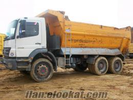 kiralık hafriyat kamyonu