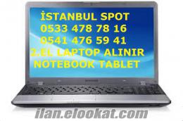 ESENYURT 2.EL NETBOOK LAPTOP İPAD TABLET PC ALANLAR