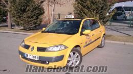 Satılık Ticari Taksi Plakası - Otogar Taksi - ESKİŞEHİR