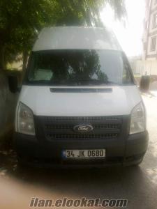 ıstanbulda sahibinden satılık 2012 orjinal ford transit