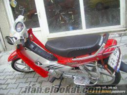 Niğdede sahibinden temiz 2011 model mondial mfm full otomatik motorsiklet