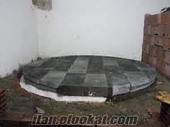 kara fırın yapım ustası pizzasimit