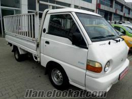 97 Model Full orjinal Hyundai H100. Değişensiz ve Tüm aksamları çalısır durumda