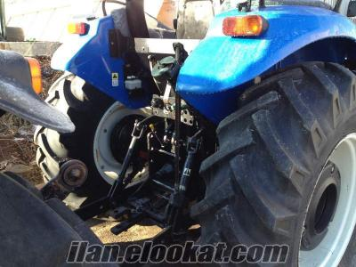 SATILIK 2004 MODEL NEW HOLLAND TD75D 4X4 TURBOLU FULL - UŞAK KOÇ OTOMOTİV SOLİS