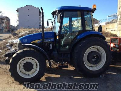 SATILIK 2006 MODEL NEW HOLLAND TD95D TURBOLU ORJİNAL KABİN KLİMALI-UŞAK KOÇ OTOM