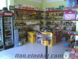Trabzonda satılık kırtasiye ve market