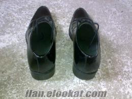 Satılık parlak ayakkabı