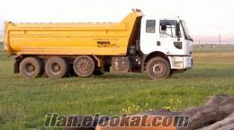 sahibinden satılık fort kamyon damperli