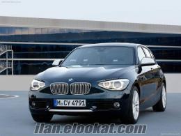 HSBÇ RENT ACAR DAN 2012 KİRALIK BMW 116 İ