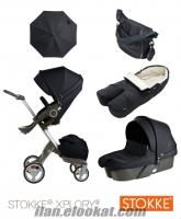 2013 Stokke Xplory Komple Bebek Arabası