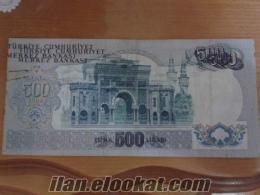 Bursada satılık eski para