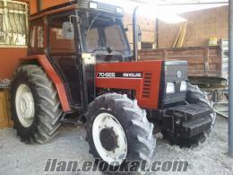 Konyada sahibinden satılık 70 66 dt kabinli ve 70 66 dt kepçeli traktör