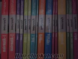 İzmirde Ünidersite Hazırlık Seti konu anlatımlı kitap+ konu anlatımı CD leri