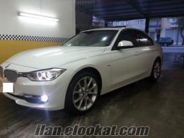 Acil satılık pazarlıksız 2012 model Modenline BMW 3.20D otomatik
