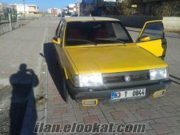 urfada satılık T plaka(1994 model şahin)