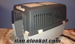 Büyük Boy Tekerlekli Köpek-kedi Kafesi (Acil-Ucuz)