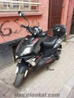İstanbulda satılık motorsiklet