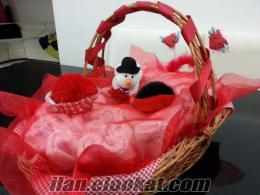 Bez Pastası Piknik Sepeti Konsepti