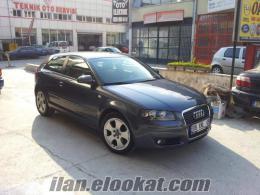 Audi a3 06 KNL 69 Ankara