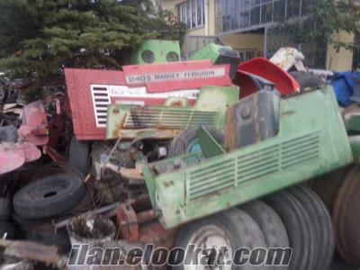 akdag tıcaret traktör hurdacısı