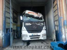 hasarlı çekici ve kamyonlarınız değerinde alınır