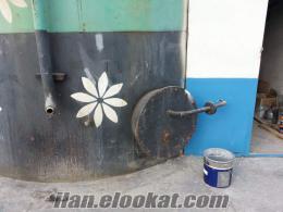 70 tonluk su ve fuel oil tankı