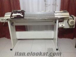 PFAFF Marka Otomatik Örgü Makinası