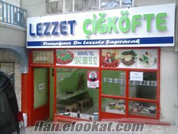 k.maraş merkezde devren satılık çiğköfteci