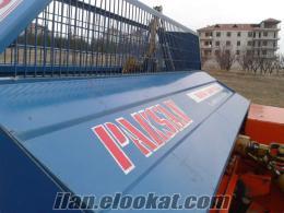 satılık 2007 model paksan balya makinası