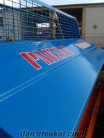 satılık 2011 model paksan balya makinası