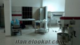 Antalya/Manavgat Doğu Garajı ve Tedaşın yanı Pastene devren satılık