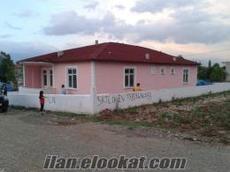 Tokat Erbaa tepeşehir mevkiinde satılık mustakil ev