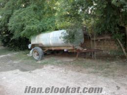 kuluda satılık su tankeri