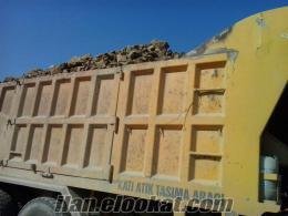 Çift çeker mercedes 3028 hafriyat kamyonu