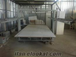 devren satılık söve üretim tesisi