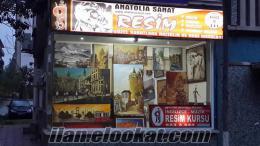 ANATOLİA SANAT RESİM KURSU, GÜZEL SANATLARA HAZIRLIK KURSLARI,