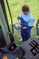 traktör biçer döver arıza tespit cihazı