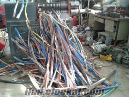 izmirin hurdacısı altundag metal her türlü otel fabrika söküm işleri kablo alım