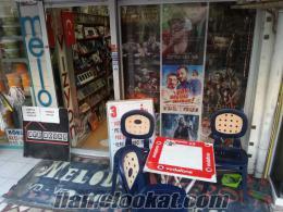 antalya trt caddesinde devren cd-dvd-teknik servis dükkanı