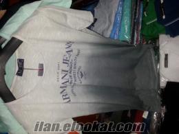 1.derece Ithal Armani Tişört