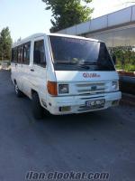 1997 MODEL MUAYYER SANRUFLU BMC LEVENT MİNİBUS